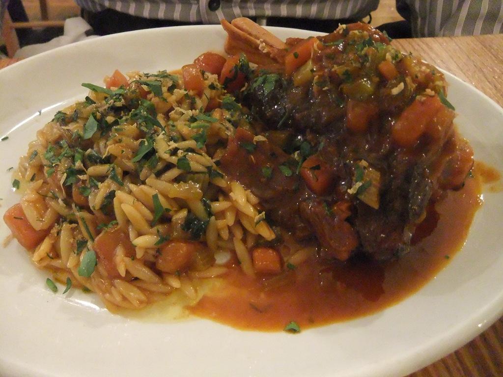 Kefi Restaurant Week Menu