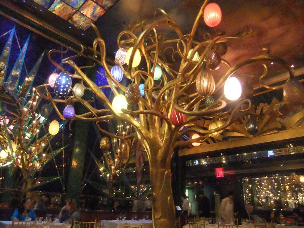 NYC Restaurant Week- Winter 2012: Russian Tea Room