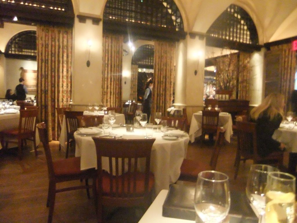 187 Gramercy Tavern For Mike S Birthday Dinner
